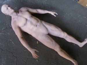 Deluxe Male Jack Body Prop