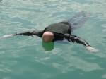 Floating Drown Victim Alan Dummy