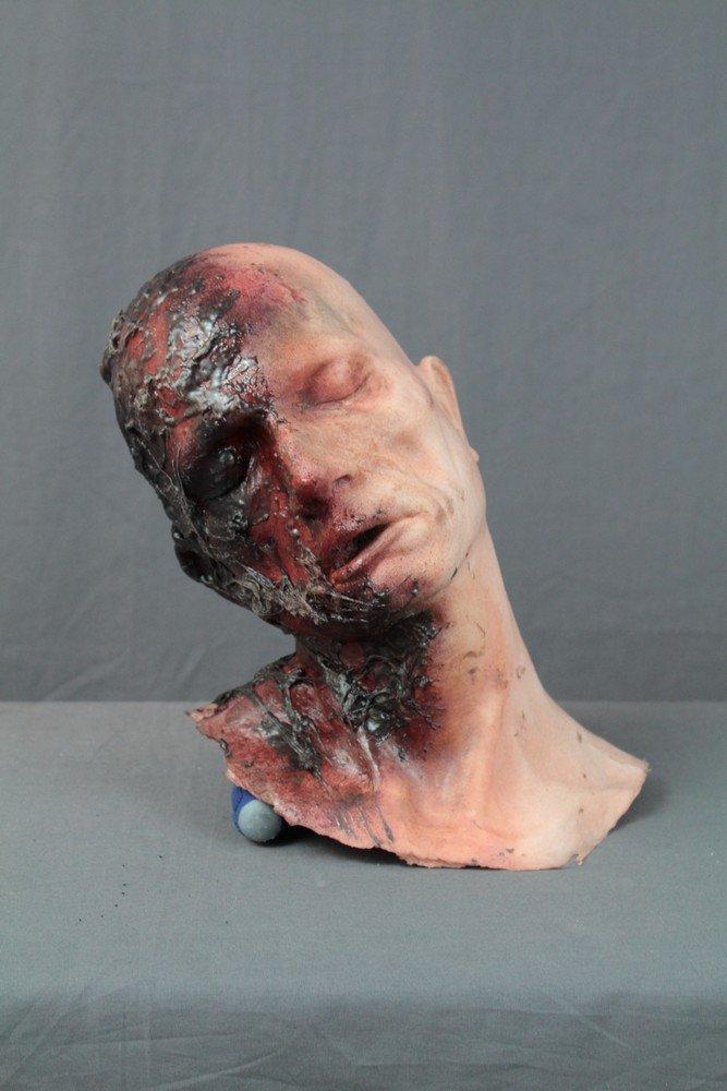Burnt Alan Head