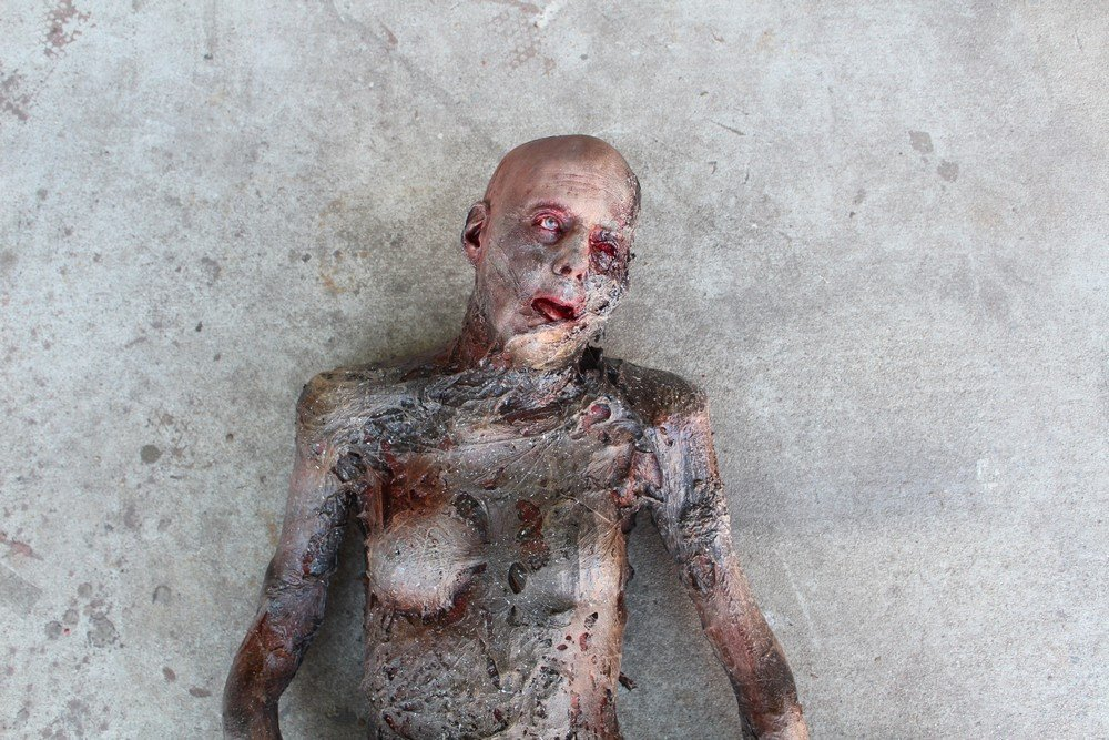 Burnt Edith Body Prop