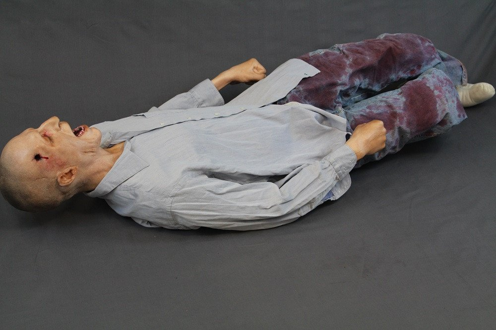 Gunshot Martin Stunt Dummy