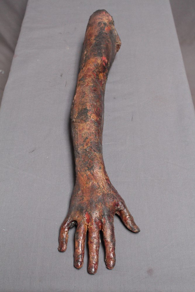 Roast Arm Prop