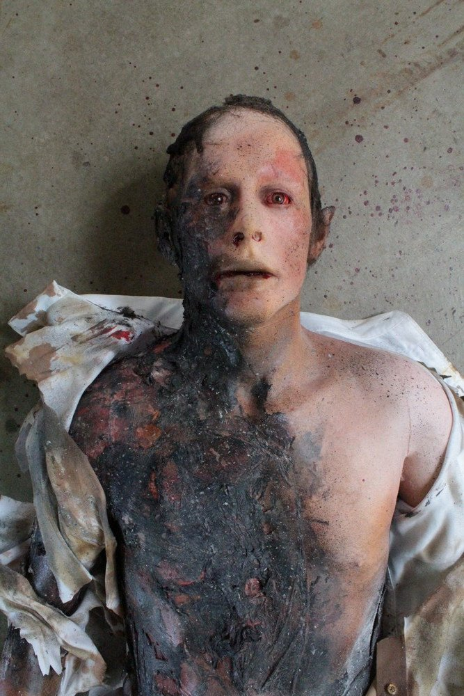 Scorched Joe Stunt Dummy